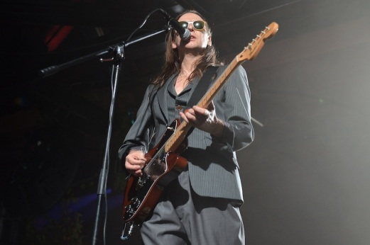CULVER CITY, CA - JANUARY 09: Recording artist Stuart McKenzie of music group Wild Daughter performs onstage during The Art of Elysium 2016 HEAVEN Gala presented by Vivienne Westwood & Andreas Kronthaler at 3LABS on January 9, 2016 in Culver City, California. (Photo by Michael Kovac/Getty Images for Art of Elysium)